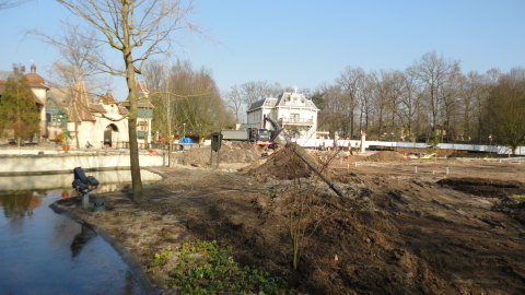 Ton van de Venplein/St Nicolaasplaets (Februari 2011)